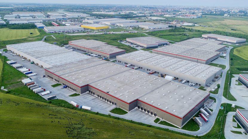 P3 Logistic Parks a încheiat tranzacții pentru 58.637 mp în prima jumătate a anului 2020 P3 Bucharest A1