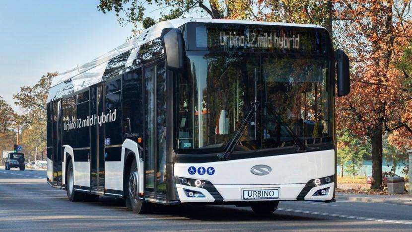 Urbino mild hybrid, noutate în gama Solaris