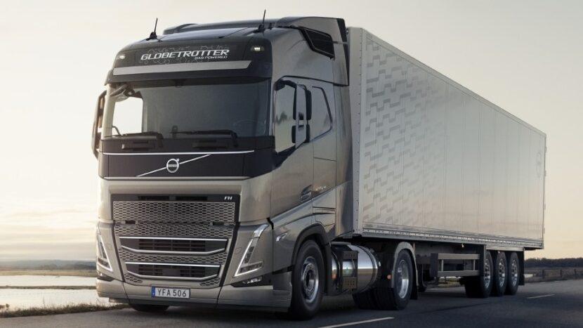 Noile Volvo FH și FM, disponibile și în versiuni LNG