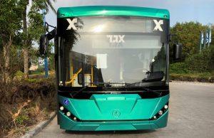 Comandă pentru 415 șasiuri de autobuze Daimler în Israel