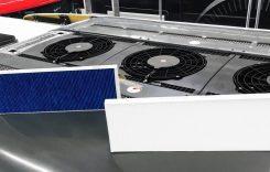 Filtre de aer performante în standard pe autocarele Daimler