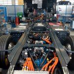 Primele imagini cu prototipuri Nikola Tre în fabrica din Ulm