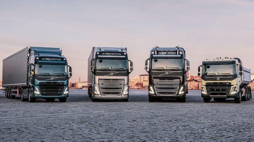 Noile camioane Volvo pot fi comandate în România