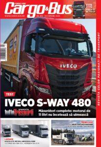 Coperta Cargo&Bus 283 octombrie 2020