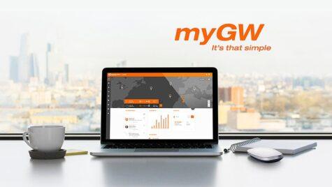 Gebrüder Weiss lansează portalul pentru clienți myGW