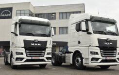 Primele unități MAN TGX din noua generație livrate în România