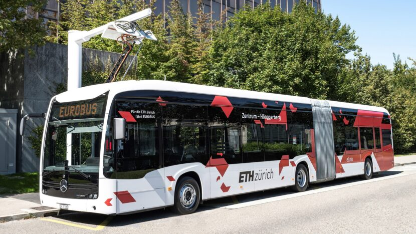 Primele autobuze Mercedes-Benz eCitaro G livrate