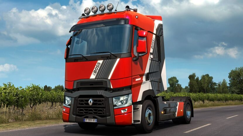 Renault T THE BOSS Edition