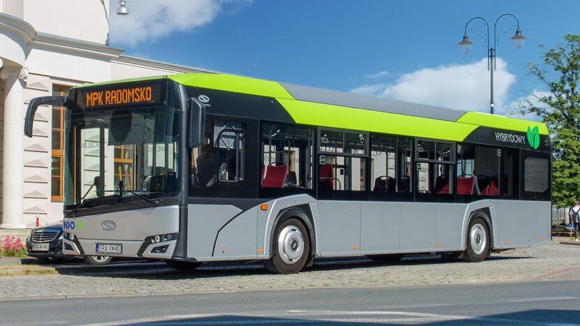 20 de autobuze hibrid Solaris la Galați