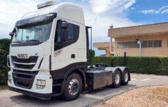 IVECO va livra 100 de unități Stralis NP CNG în Argentina