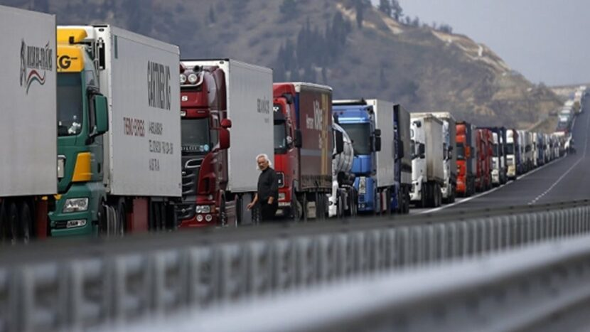 Avertizare MAE: Coloane de camioane la frontiera turco-bulgară, la Lesovo