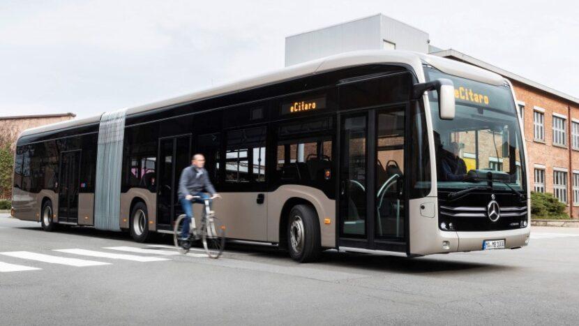 Comandă pentru 92 de autobuze eCitaro și eCitaro G