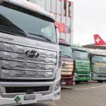 Hyundai a livrat clienților primele 7 unități XCIENT Fuel Cell