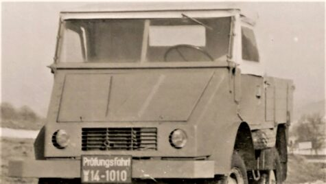 Mercedes-Benz Unimog a împlinit 70 de ani