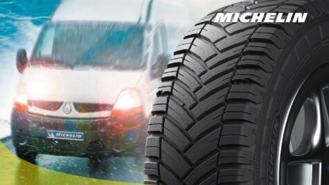 Michelin Agilis CrossClimate, prima anvelopă de vară cu marcaj 3PMSF