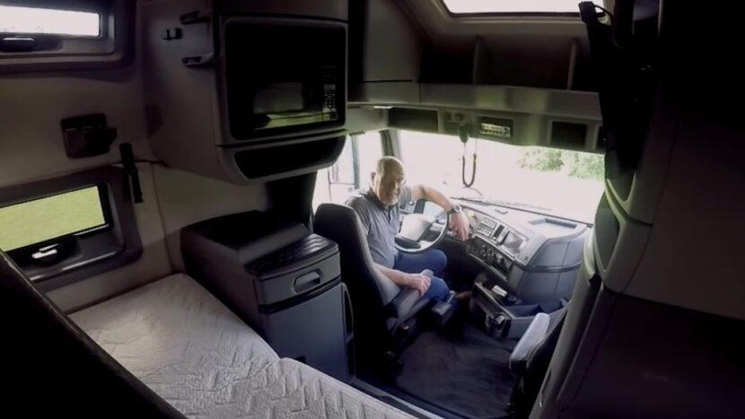Cabină europeană versus cabină americană