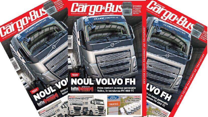 Cargo&Bus 284 Noiembrie 2020