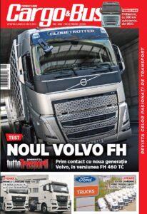 Coperta Cargo&Bus 284 Noiembrie 2020