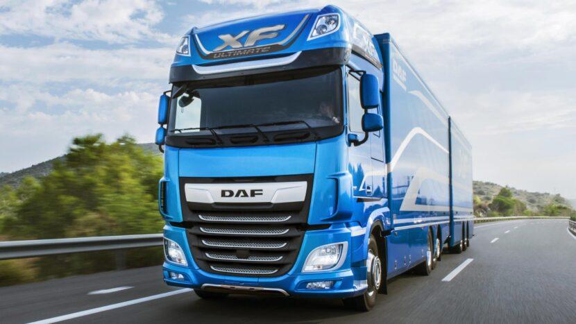 XF Ultimate anunță finalul acestei generații de camioane DAF