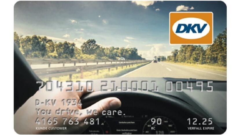 DKV Fleet Card, produs destinat flotelor de vehicule sub 3,5 tone