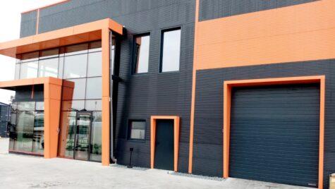 EVW Holding Pitești s-a mutat într-un sediu nou