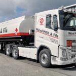 Prima combinație ADR de 50 de tone din Belgia