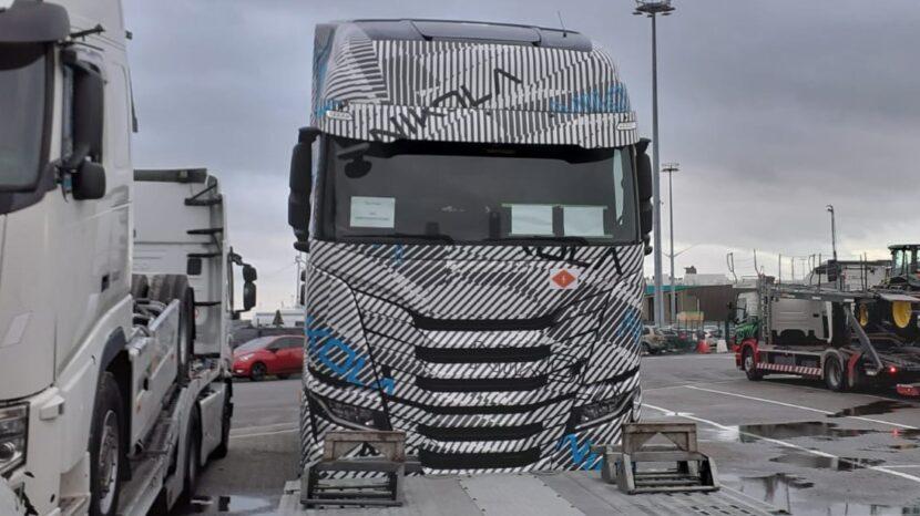 Primul prototip Nikola Tre BEV: acesta este camionul electric bazat pe Iveco S-Way