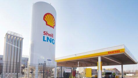 Shell deschide prima stație LNG în Franța
