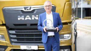 Noul MAN TGX este Camionul Anului 2021