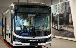 MAN a început producția de serie a autobuzului electric Lion's City E