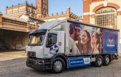Primul camion electric Renault livrat Grupului Carlsberg