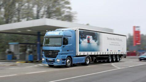 Acord privind viitoarele taxe de drum pentru camioane în UE