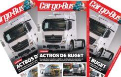A apărut Cargo&Bus nr. 285, ediția decembrie 2020