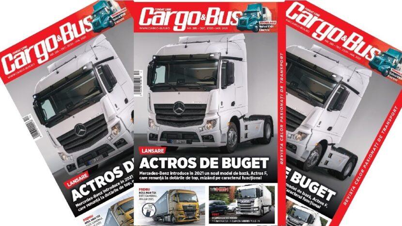 Cargo&Bus nr. 285, ediția decembrie 2020