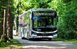 Comandă pentru 22 de autobuze electrice MAN Lion's City E