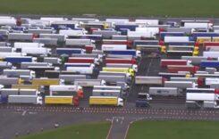 Franța redeschide granița cu Marea Britanie. Test Covid obligatoriu
