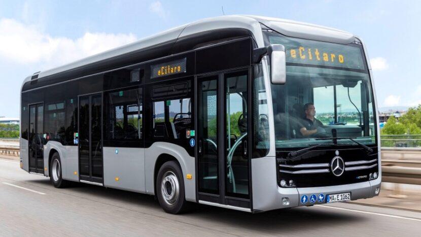 """Comandă pentru 5 autobuze eCitaro cu baterii """"solid state"""""""