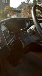 Primele imagini cu interiorul noului DAF XF