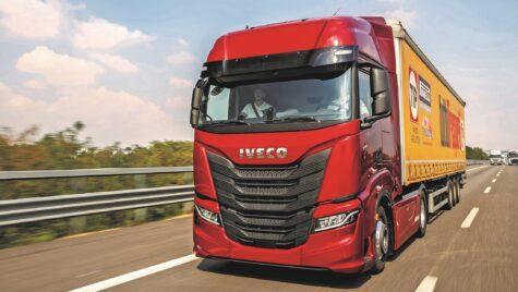 Test Iveco S-Way 480:Punte între performanțe