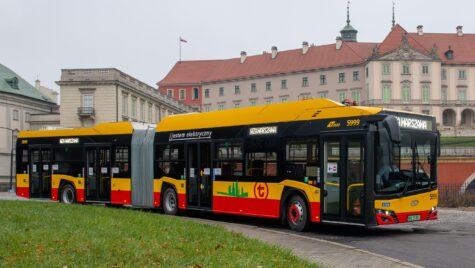 Solaris a produs autobuzul cu numărul 20000