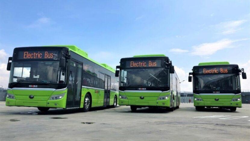 Cea mai mare comandă de autobuze electrice din istorie: 741 unități pentru CM 2022