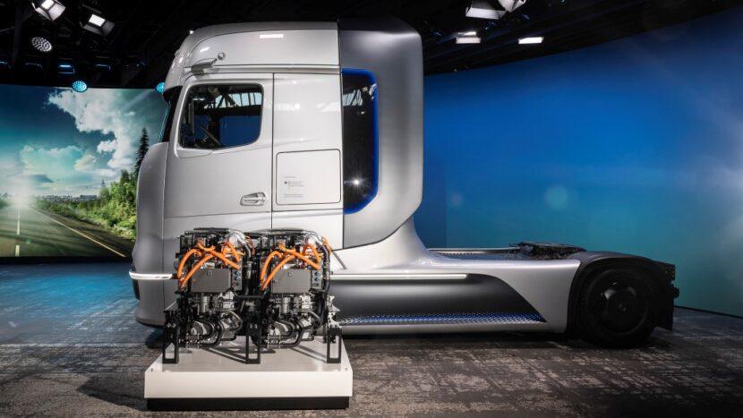 H2Accelerate: colaborare între Daimler, IVECO, OMV, Shell și Volvo pentru promovarea camioanelor cu hidrogen