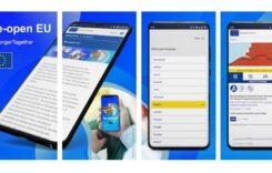 CE lansează aplicația mobilă Re-open EU, cu informații despre condițiile de călătorie în Europa
