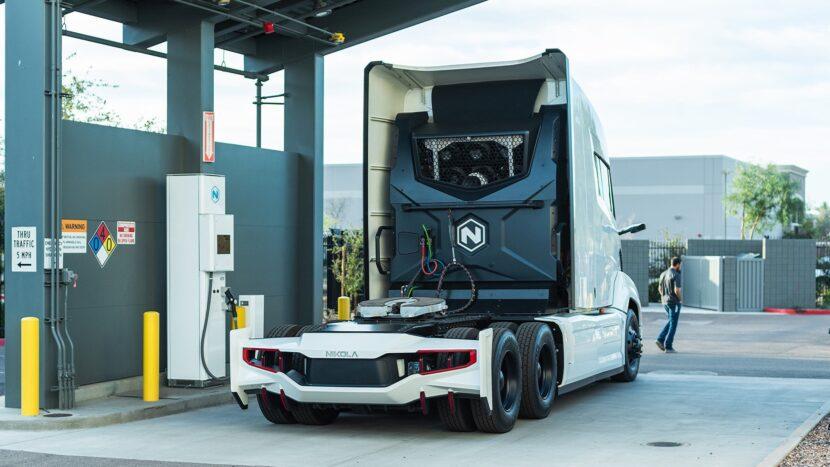 Camioanele Nikola vor folosi celule de combustie General Motors