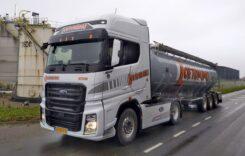 Primul Ford Trucks F-Max înmatriculat în Olanda