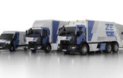 Baterii mai mari pentru camioanele electrice Renault
