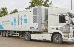 Primul camion cu hidrogen de 44 tone testat în Europa