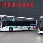 Fabrica Renault Trucks din Lyon folosește autobuze electrice pentru transportul angajaților