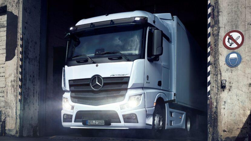 Mercedes a lanzat comenzile pentru modelul accesibil Actros F