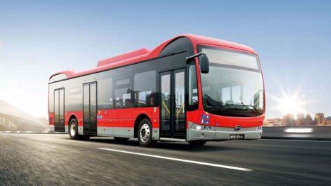 Prima comandă de autobuze electrice BYD din România